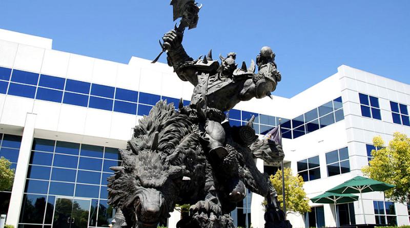 Blizzard siedziba