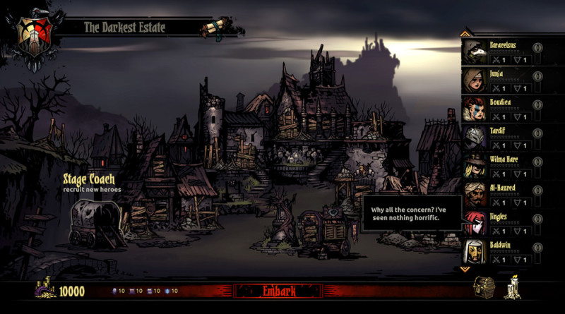 Darkest Dungeon 1