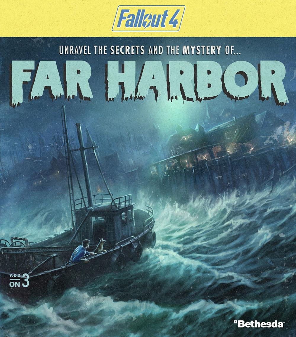 Fallout 4 DLC Far Harbor