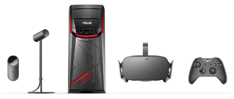 Oculus Rift Asus PC
