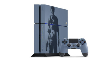 PlayStation 4 Uncharted-001