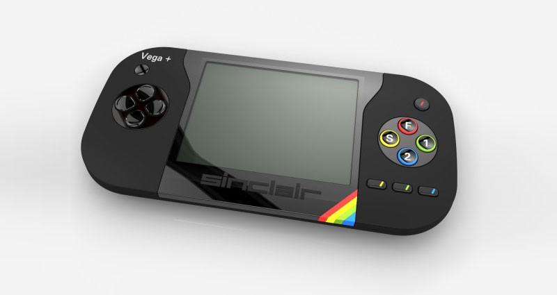 Sinclair ZX Spectrum Vega+