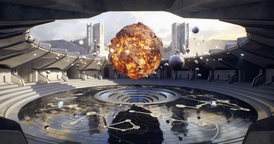 Unreal Engine 4 - ProtoStar