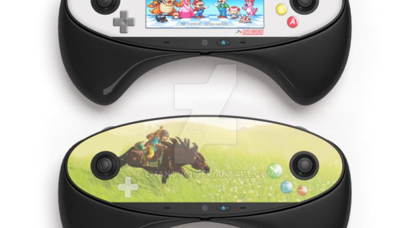 Nintendo NX - fałszywy pad