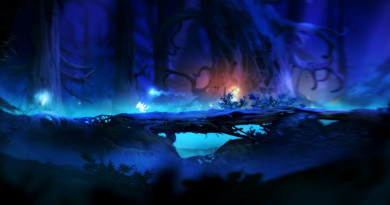 Ori and the Bind Forest