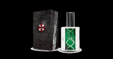 Perfumy Resident Evil T-Virus