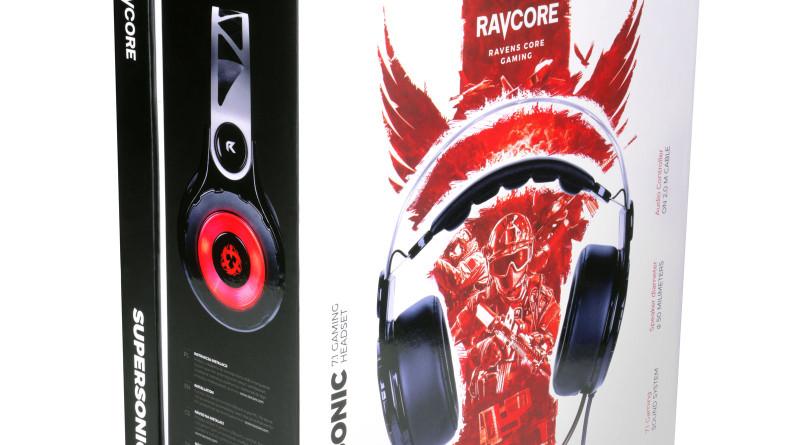 Ravcore Supersonic