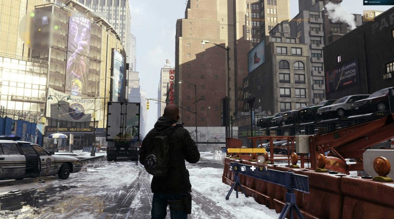 The Division SweetFX
