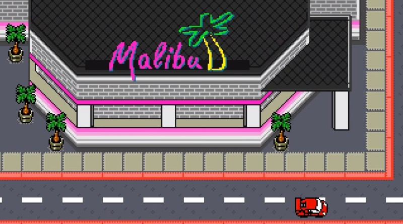 GTA in style of Pokemon