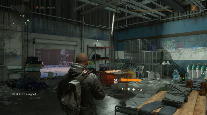 The Division Ultra