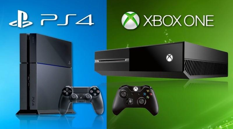 konsole Xbox PS4