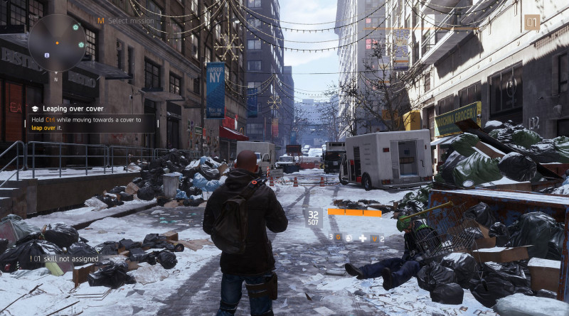 The Division Low