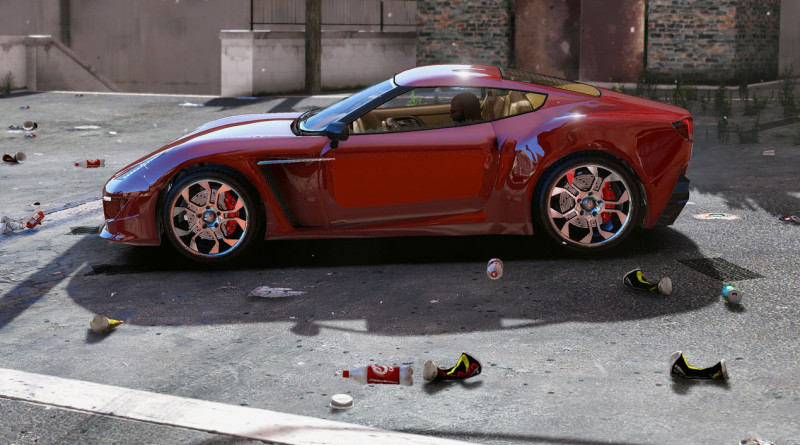 GTA V Redux
