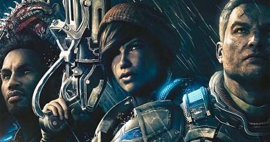 Gears of War 4 od kuchni
