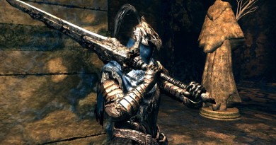 Great Sword of Artorias Dark Souls III