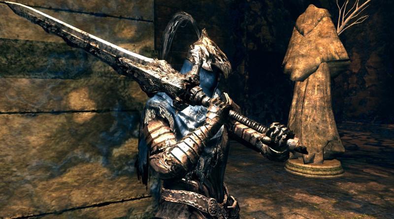 Great Sword of Artorias Dark Souls III