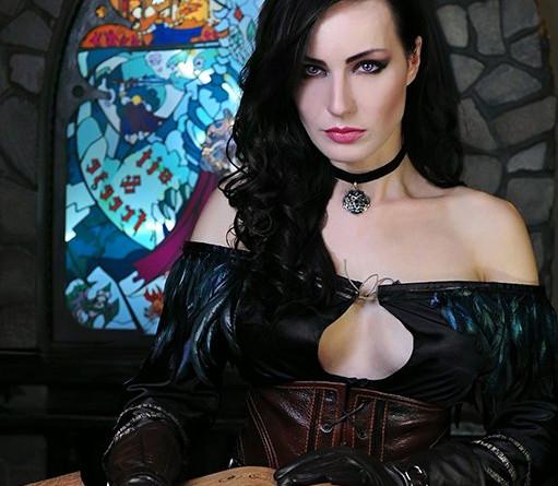 Maria Hanna jako Yeneffer