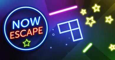 Now Escape!
