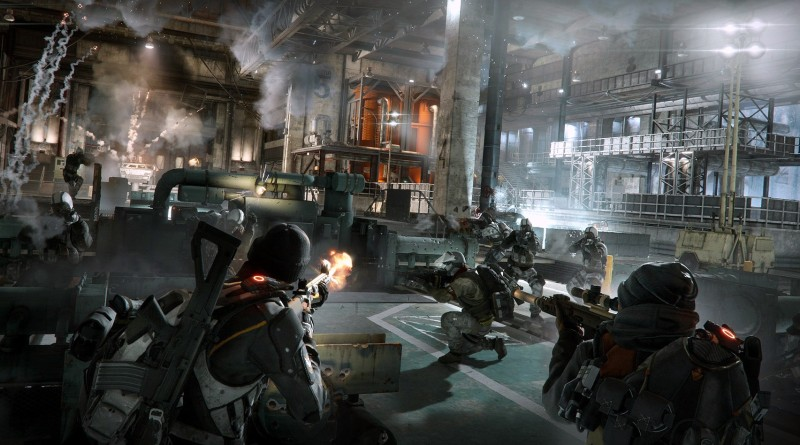 The Division Najazdy