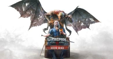 Wiedźmin 3 - DLC Krew i Wino