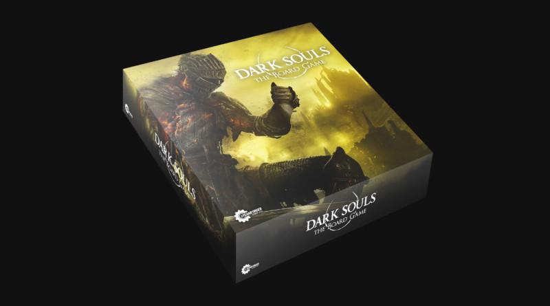 Dark Souls - gra planszowa