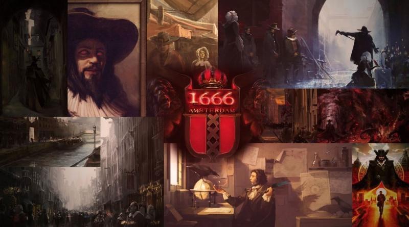 1666: Amsterdam