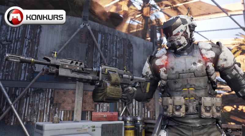 Call of Duty konkurs