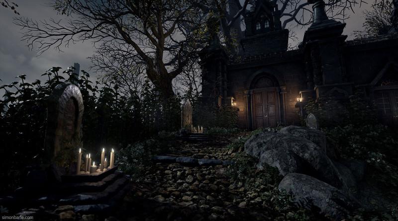 Bloodborne na Unreal Engine 4