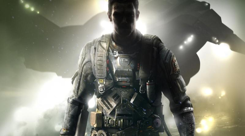 Call of Duty Infinite Warfare okładka