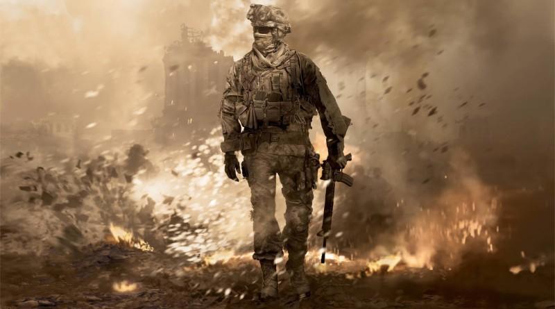 Call of Duty Modern Warfare Remaster