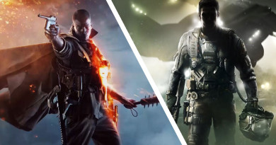 Battlefield 1 vs. Call of Duty: Infinite Warfare