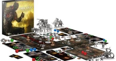 Dark Souls gra planszowa