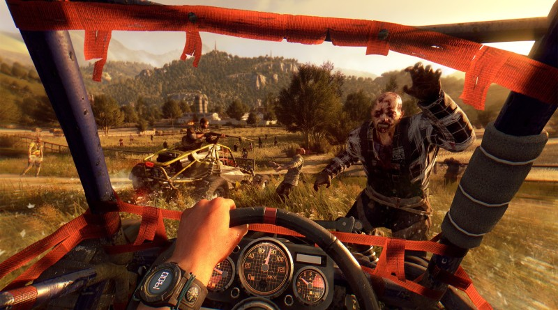 Dying Light Buggy