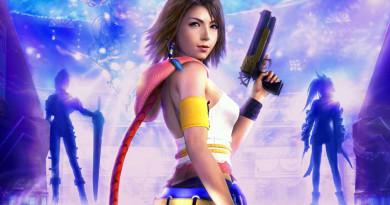 Final Fantasy X2 HD