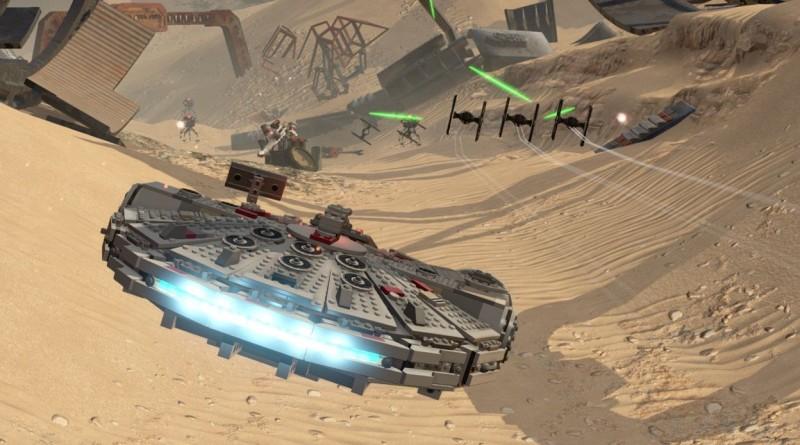 LEGO Gwiezdne wojny Przebudzenie Mocy