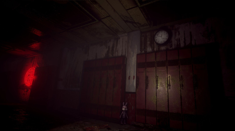 Silent Hill na Unreal Engine 4