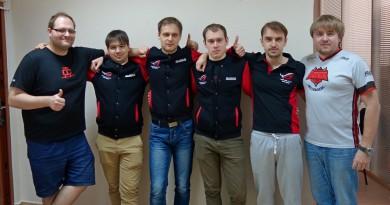 Team RU i Xtreme Addict