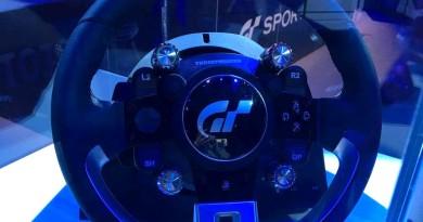 Thrustmaster GT Sport Wheel