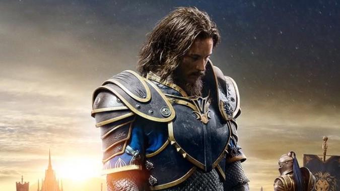 Travis Fimmel - Warcraft Movie