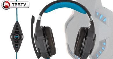Test Trust GTX 363 7.1 Bass Vibration Headset – urwanie głowy