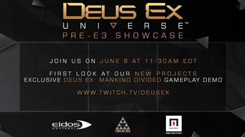 Deus Ex Twitch