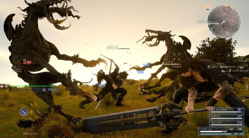 Final Fantasy XV-018