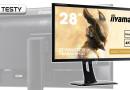 Test Iiyama G-Master GB2888UHSU – uniwersalny monitor dla wymagających