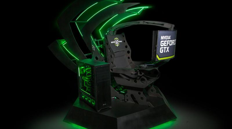 GF GTX Throne  of Games