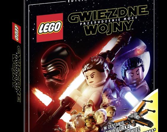 Lego Start Wars Przebudzenie Mocy - X360
