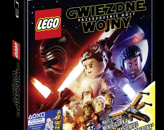 Lego Start Wars Przebudzenie Mocy - PS3