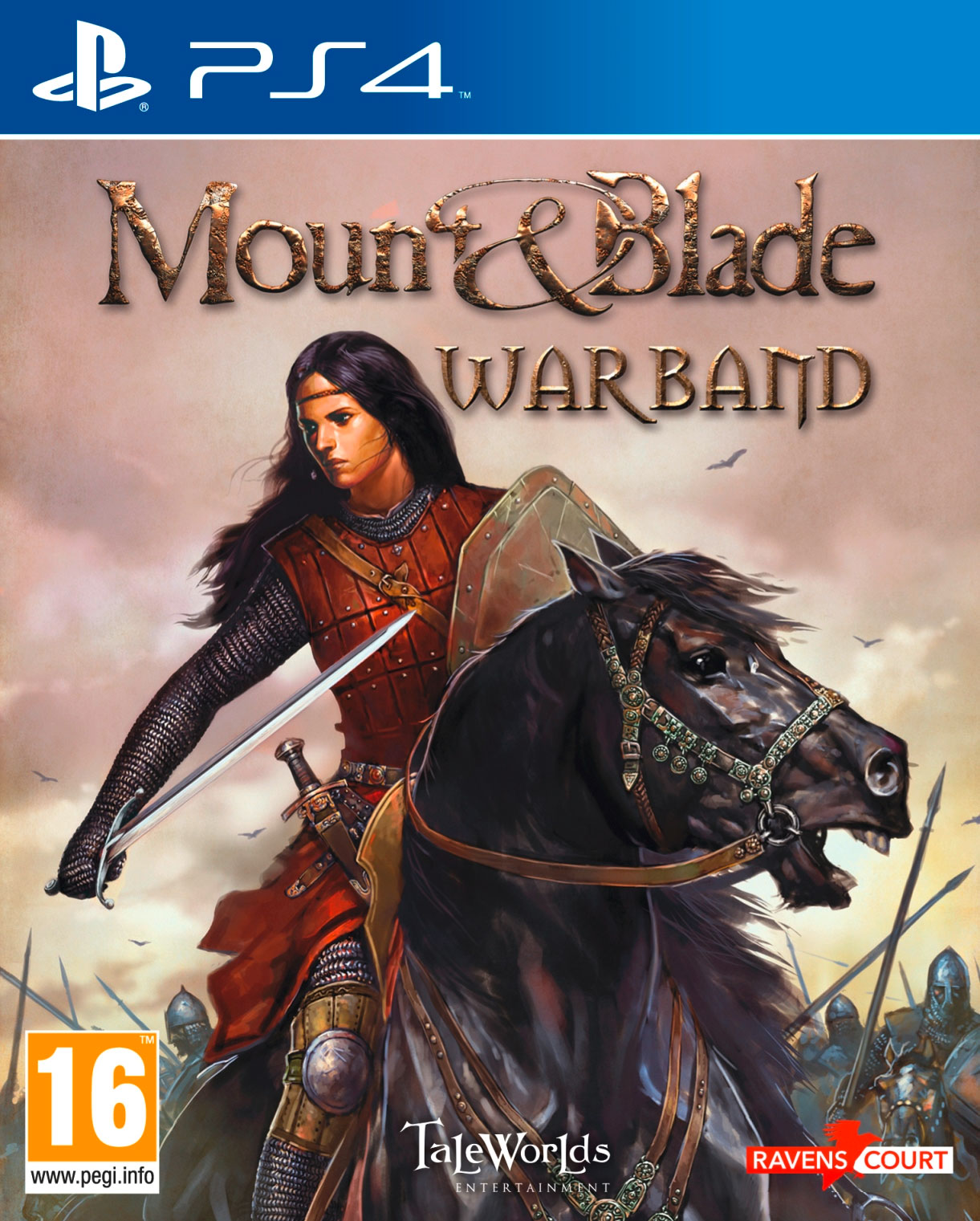 Mount & Blade: Warband na PS4