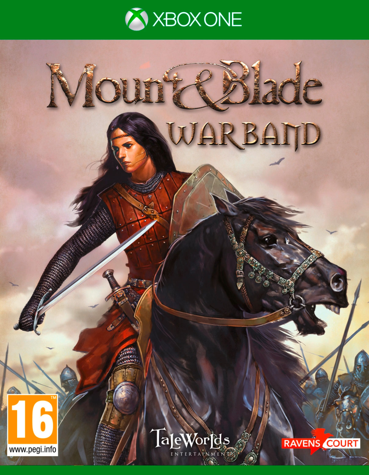 Mount & Blade: Warband na Xbox One