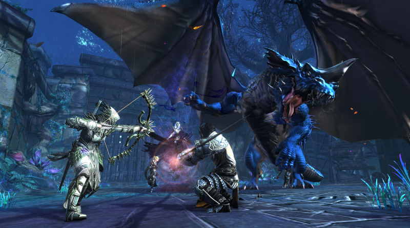 Neverwinter MMO PlayStation 4