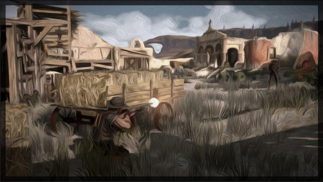Red Dead Redemption 2 - czyżby grafika koncepcyjna?